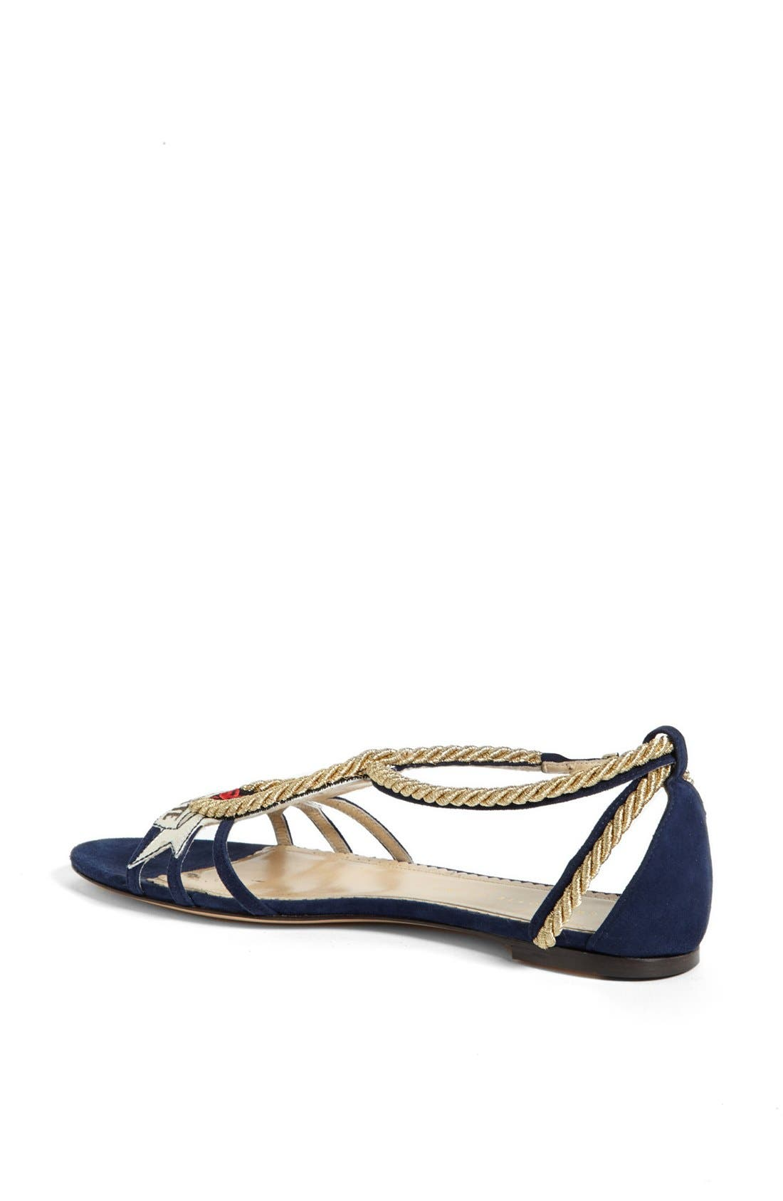 Alternate Image 2  - Charlotte Olympia 'Ahoy Sailor' Sandal