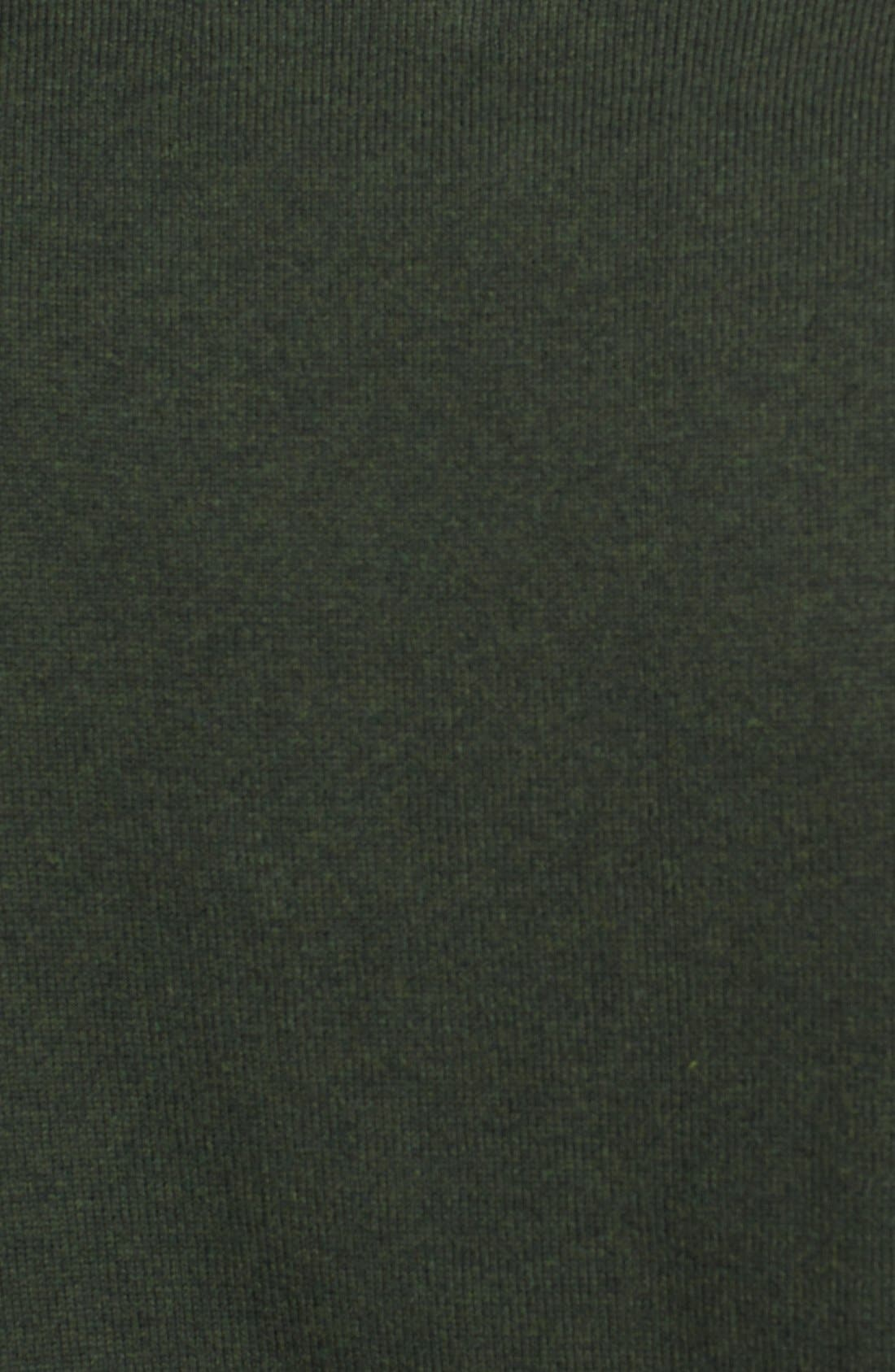 Alternate Image 3  - Wallin & Bros. Trim Fit Cotton & Cashmere Crewneck Sweater