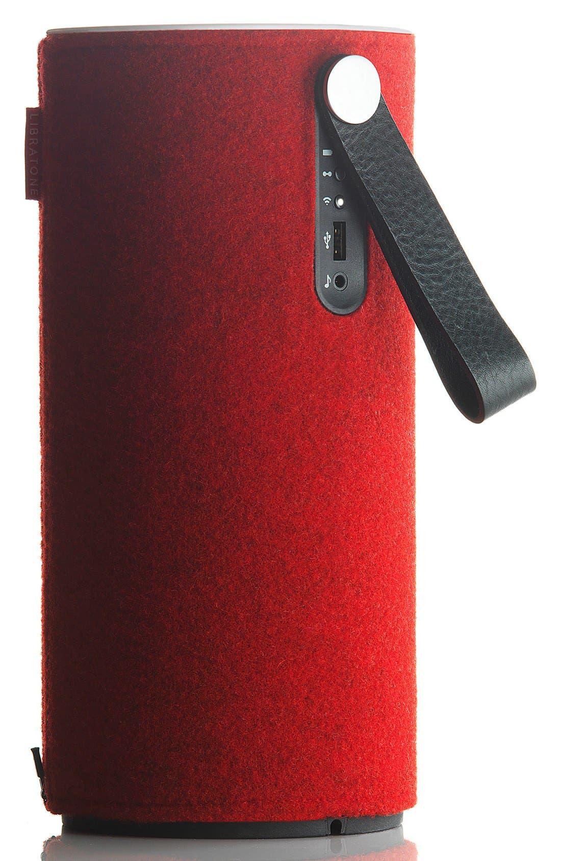 Alternate Image 2  - Libratone™ 'ZIPP - Classic' Take Along Wireless Speaker with Interchangeable Covers