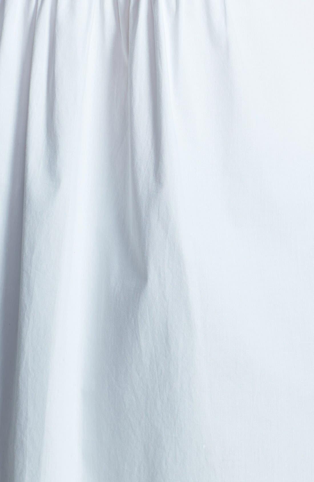 Alternate Image 3  - Weekend Max Mara 'Refolo' Poplin Tunic Shirt