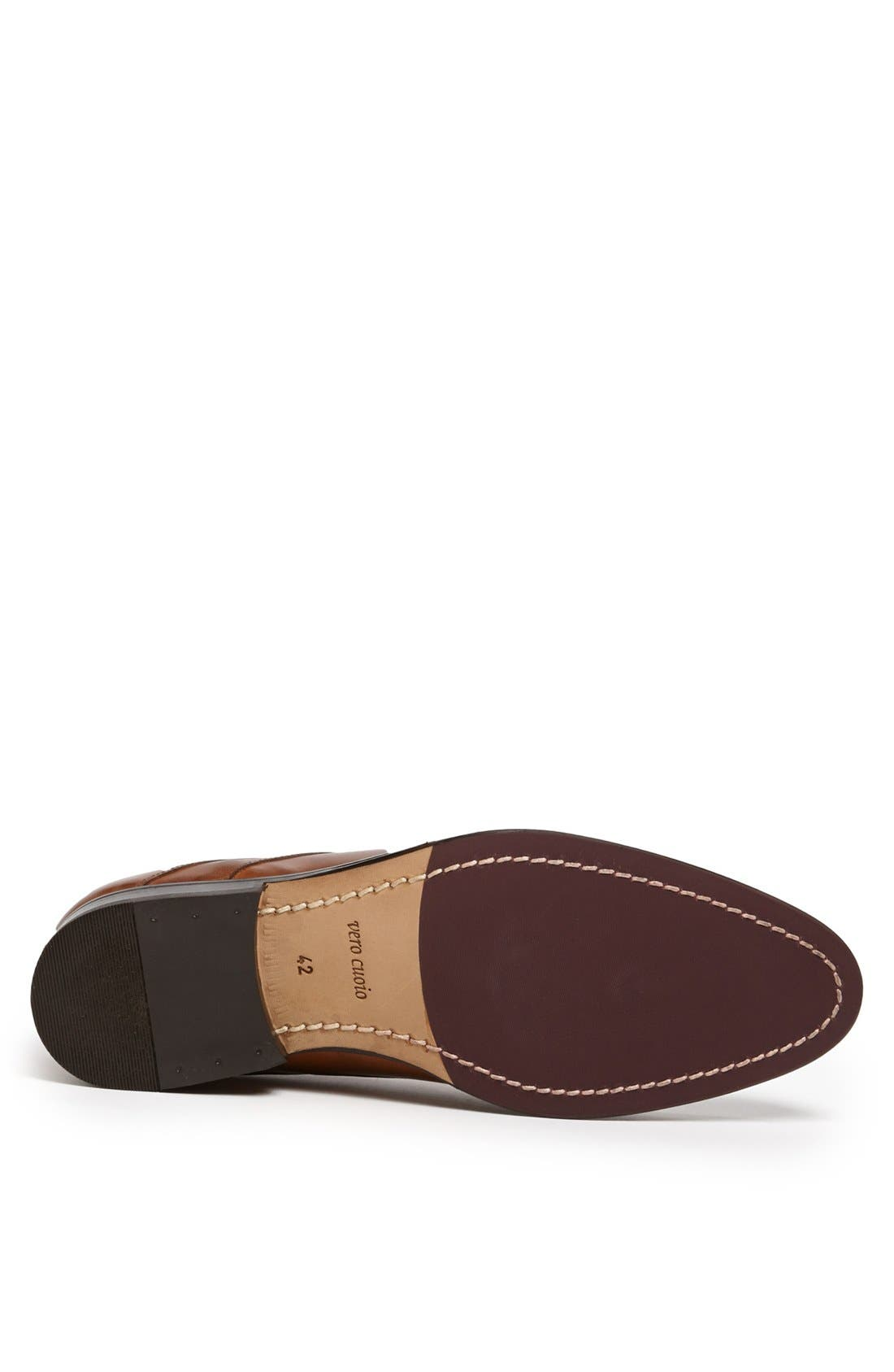 Alternate Image 4  - ALDO 'Tumma' Plain Toe Derby (Men)