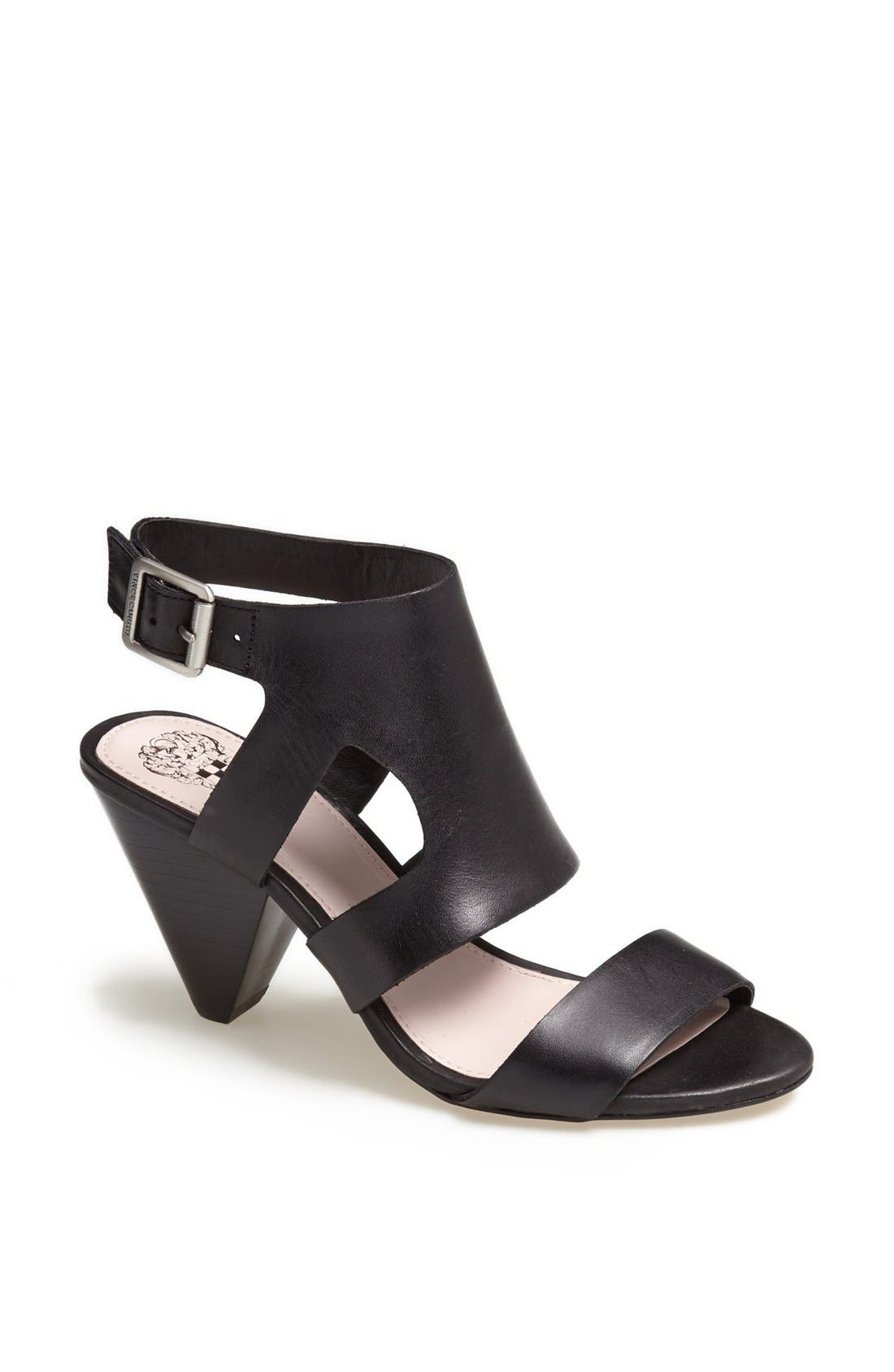 Alternate Image 1 Selected - Vince Camuto 'Endell' Leather Sandal