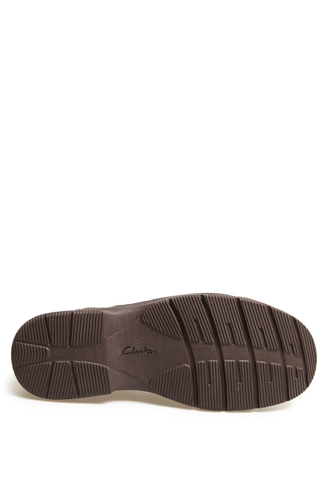Alternate Image 4  - Clarks® 'Senner Court' Moc Toe Boot