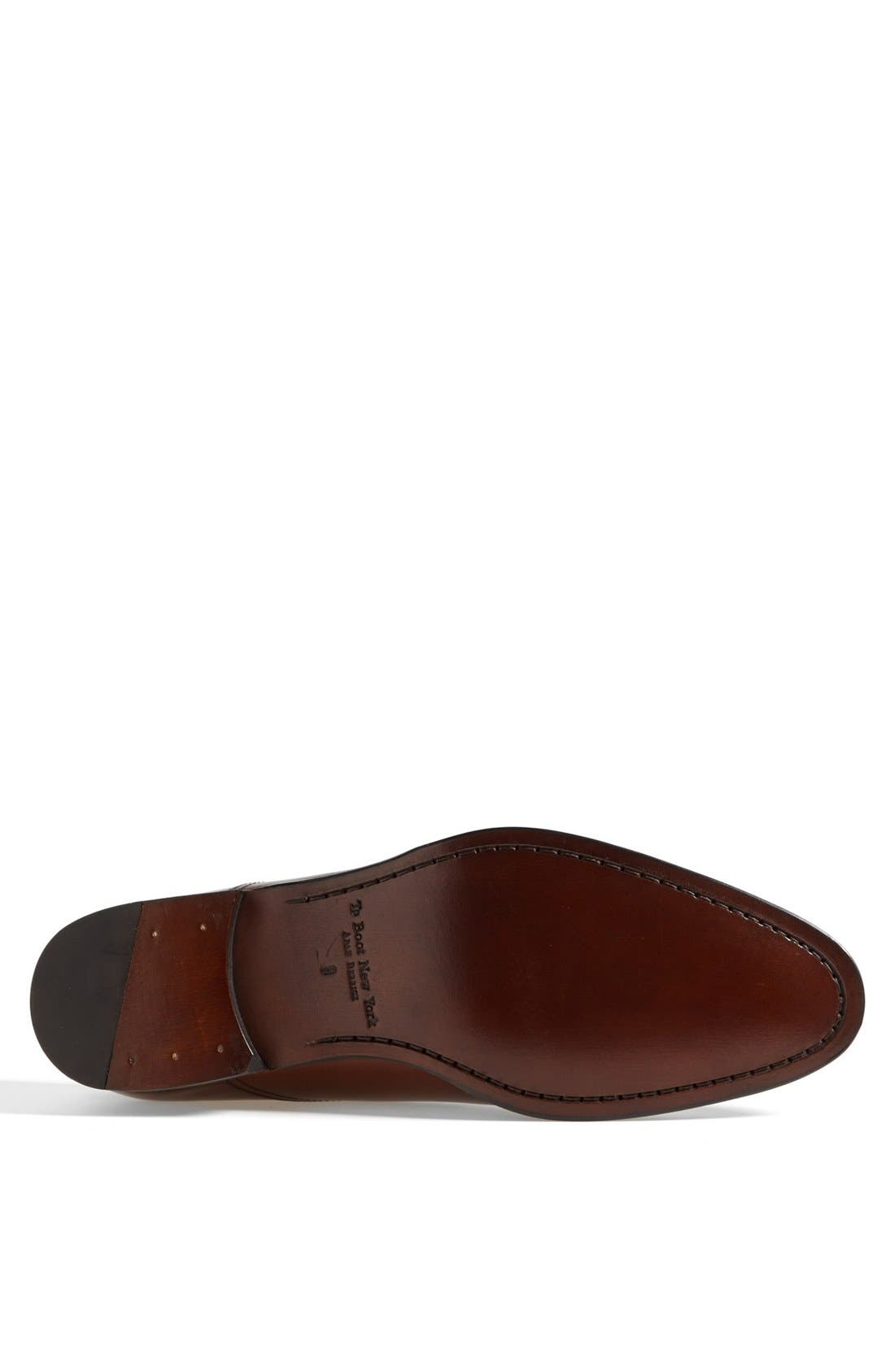 Alternate Image 4  - To Boot New York Brandon Cap Toe Oxford (Nordstrom Exclusive) (Men)