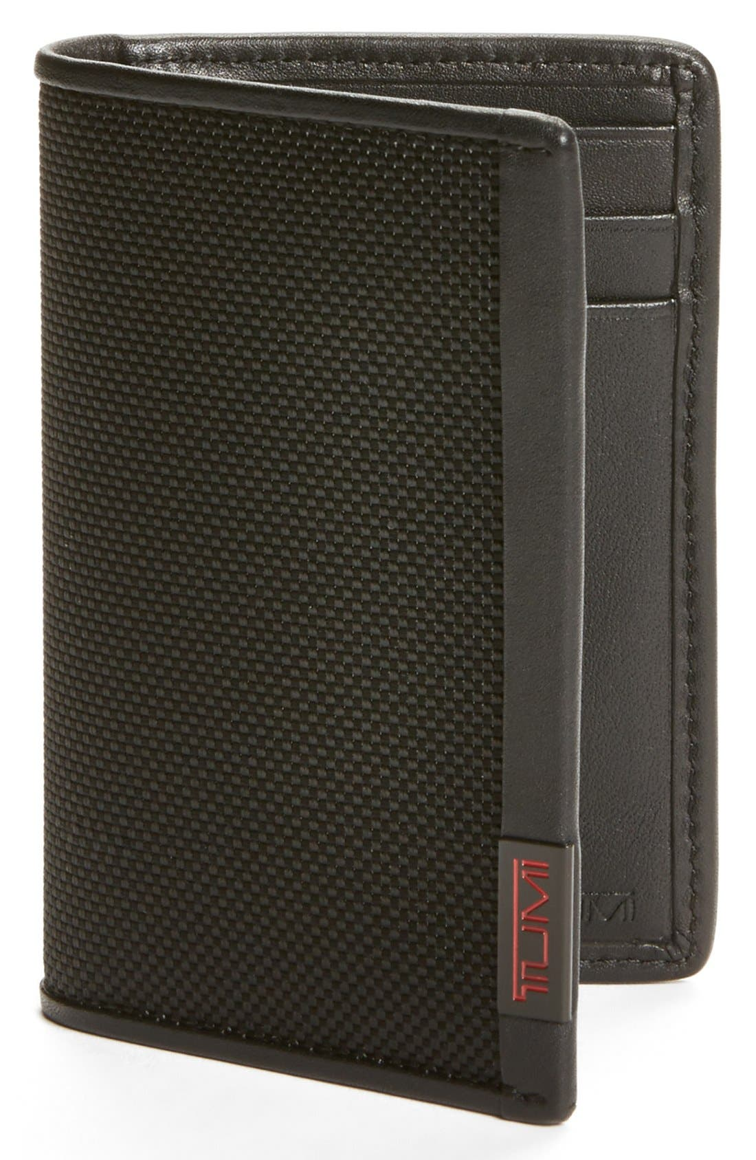Tumi 'Alpha' Multi Window Card Case
