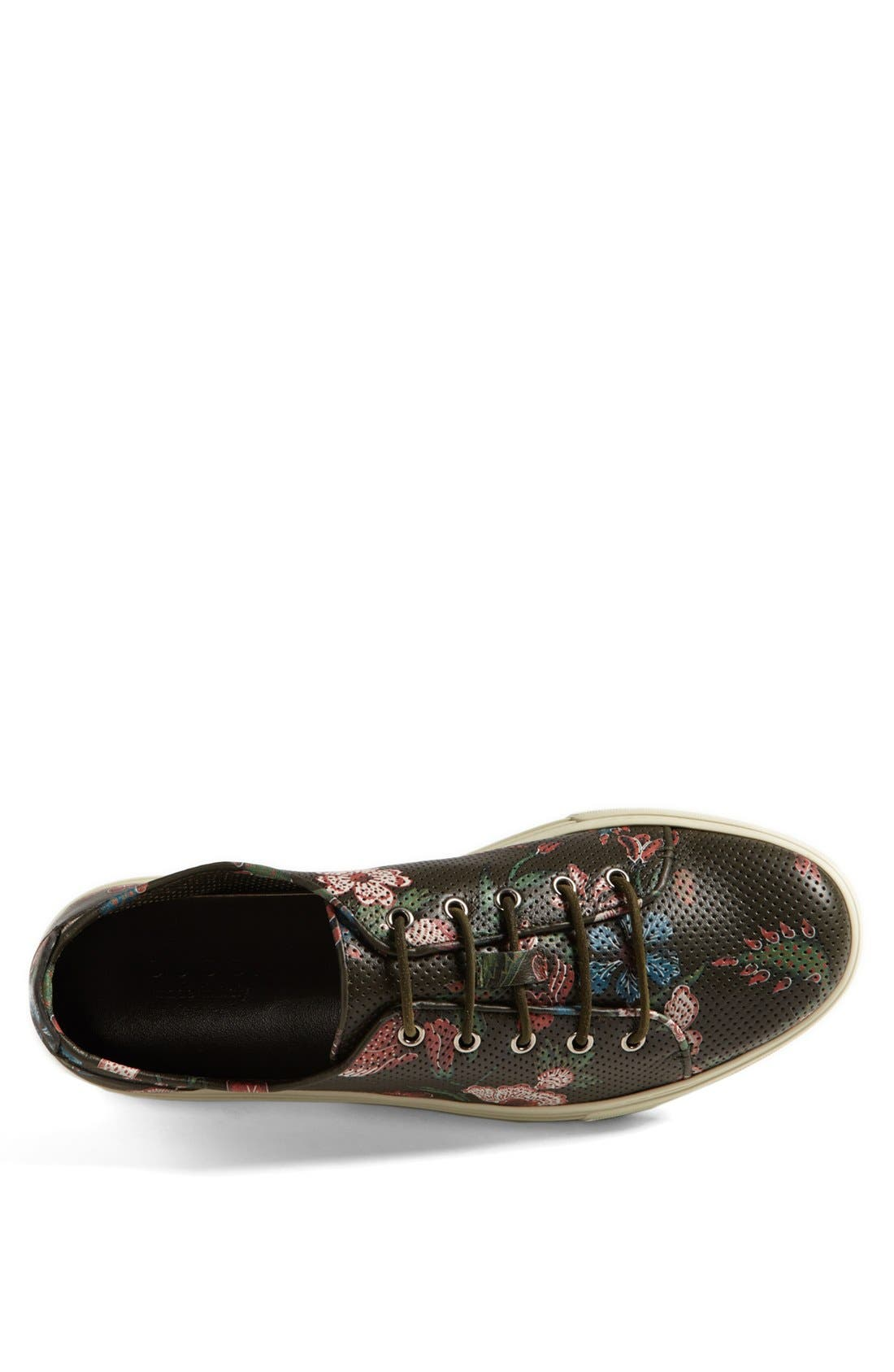 Alternate Image 3  - Gucci 'Jimy' Print Low Sneaker