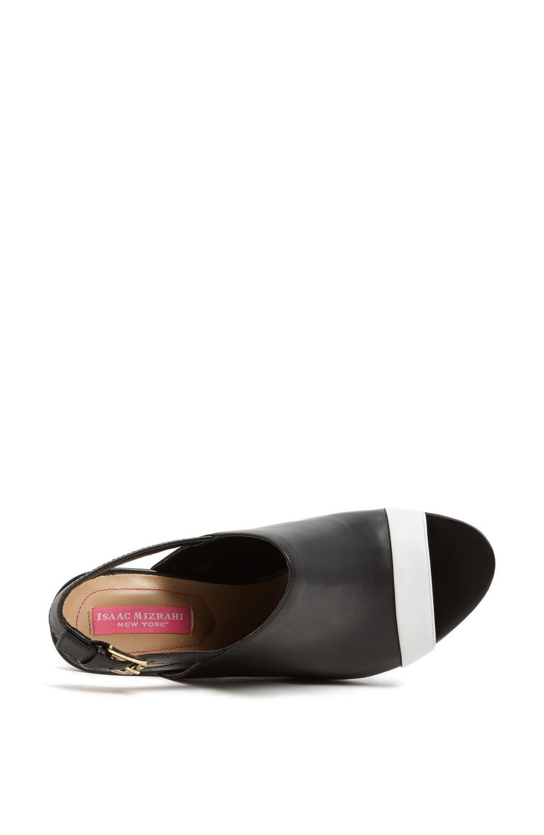 Alternate Image 3  - Isaac Mizrahi New York 'Bolt' Sandal (Online Only)