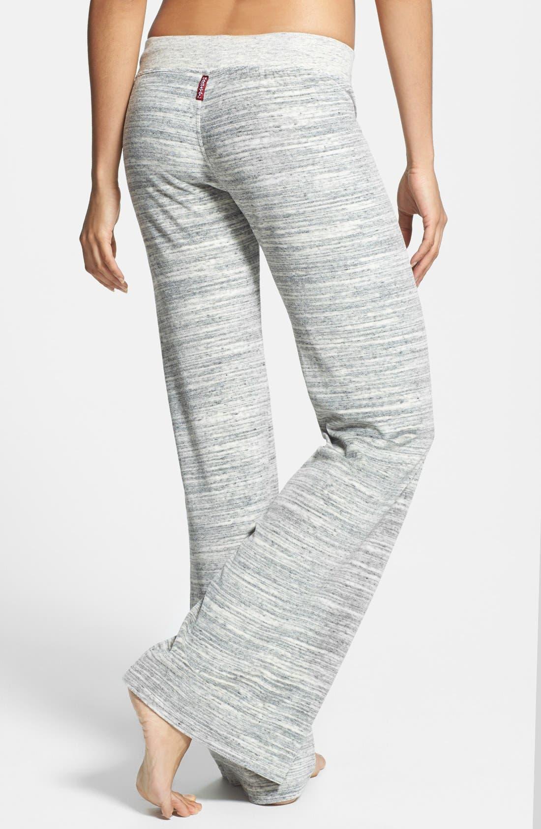 Alternate Image 2  - Hard Tail Space Dye Lounge Pants