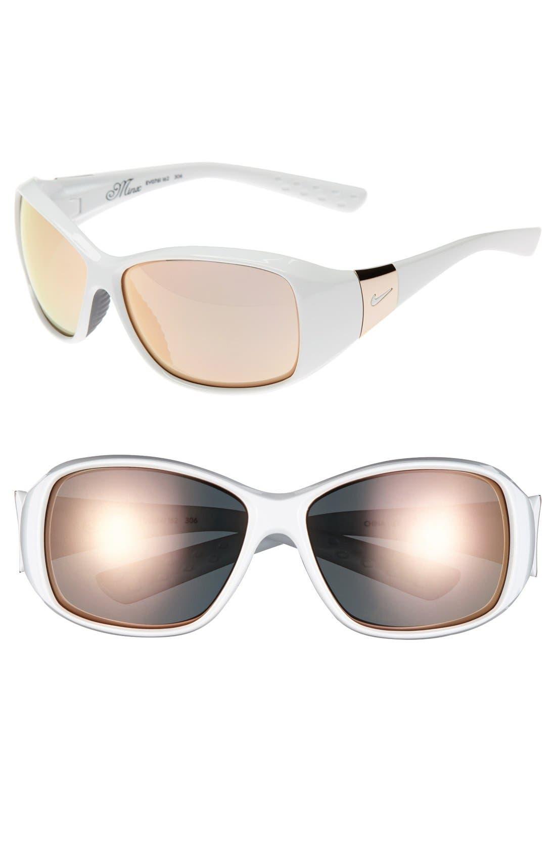 Alternate Image 1 Selected - Nike 'Minx' Sunglasses