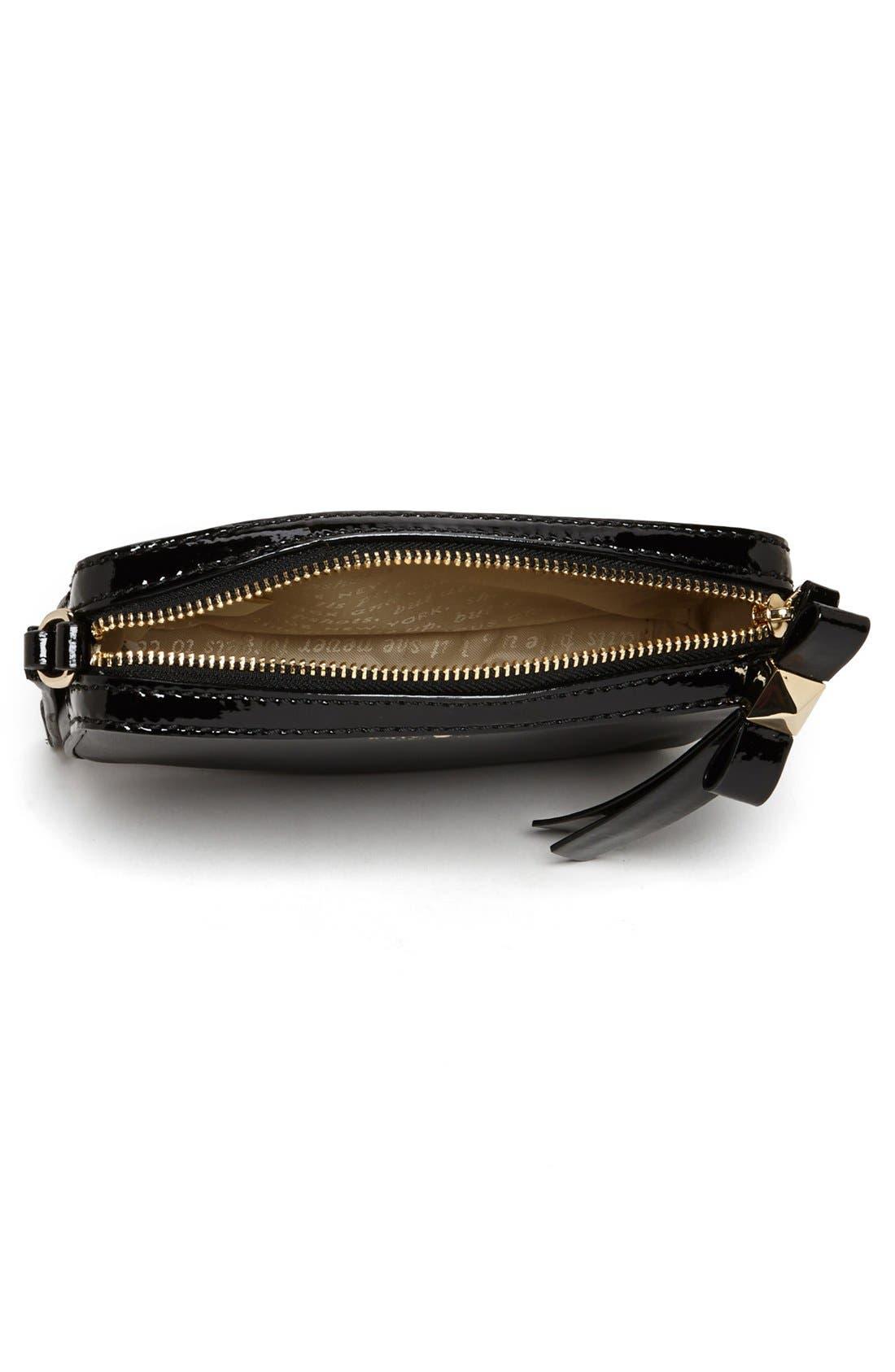 Alternate Image 3  - kate spade new york 'clover' leather crossbody bag