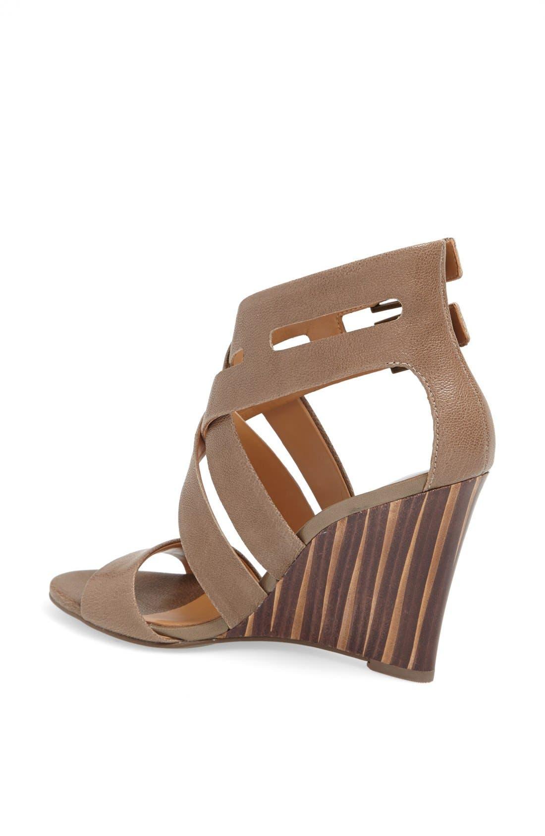 Alternate Image 2  - Nine West 'Maureen' Wedge Sandal