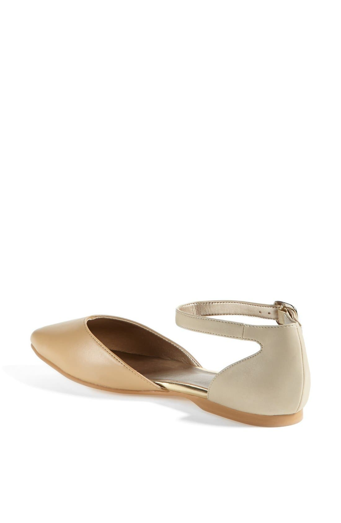 Alternate Image 2  - BP. 'Gillie' Ankle Strap Flat