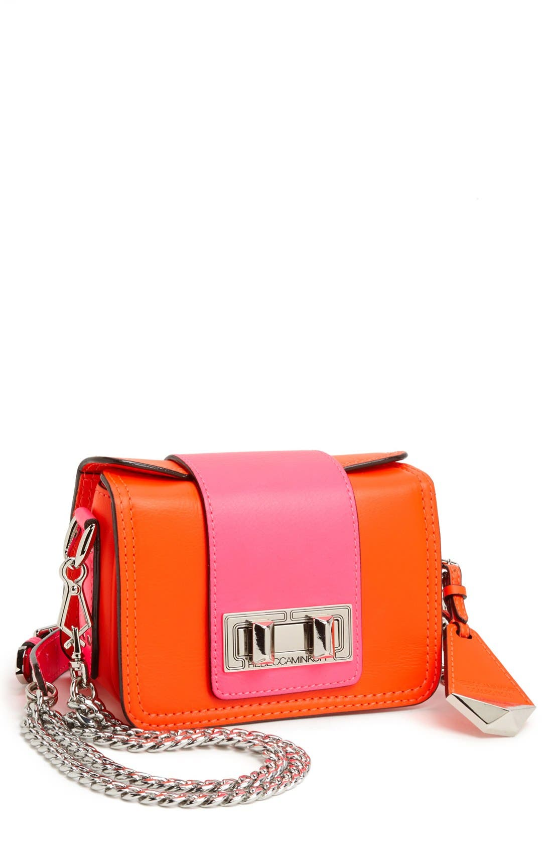 Alternate Image 1 Selected - Rebecca Minkoff 'Sammy - Mini' Crossbody Bag