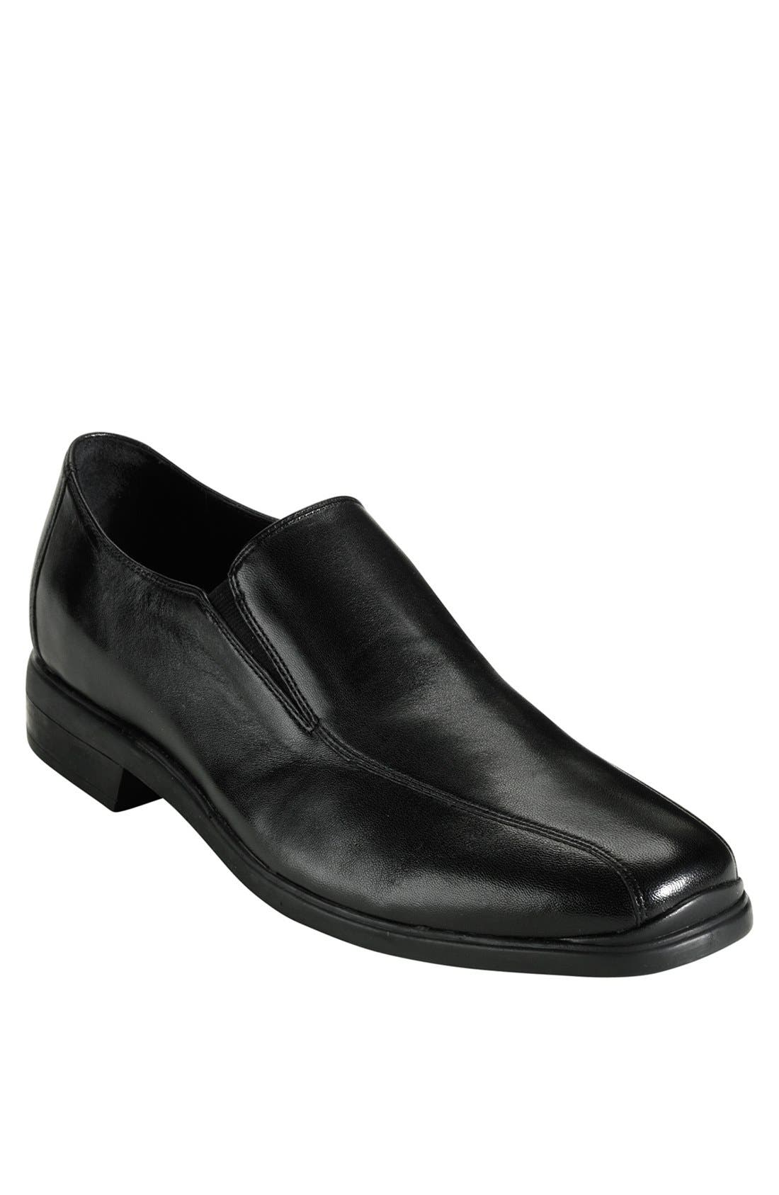Alternate Image 1 Selected - Cole Haan 'Air Stylar' Bicycle Toe Loafer   (Men)