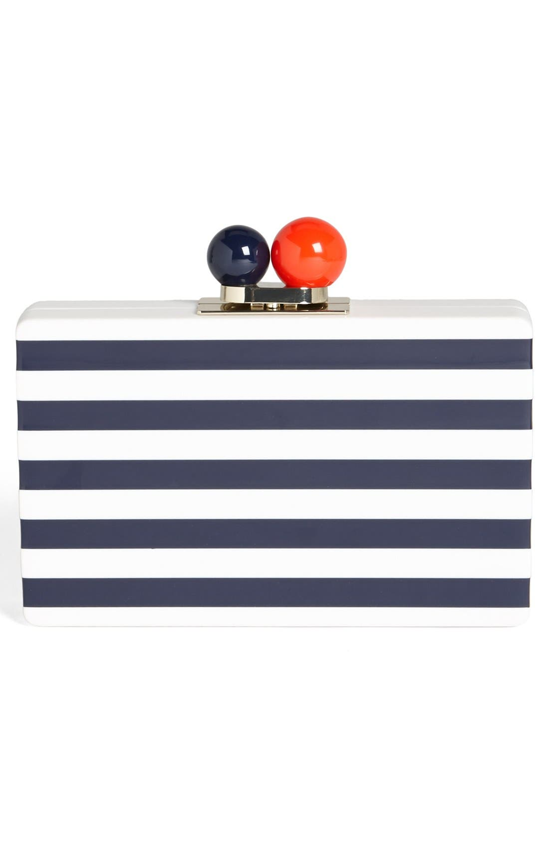 Alternate Image 3  - kate spade new york 'get out of town - rita' clutch