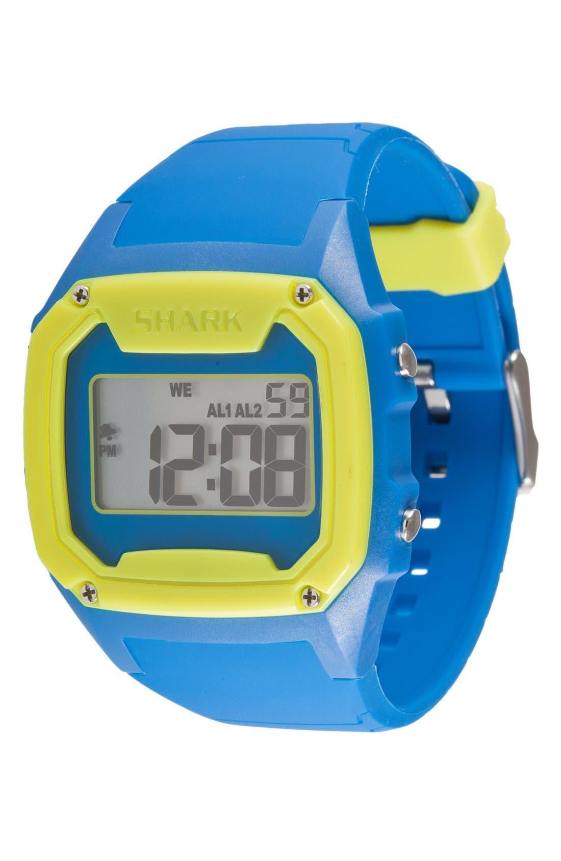 Main Image - Freestyle 'Killer Shark' Digital Watch, 48mm
