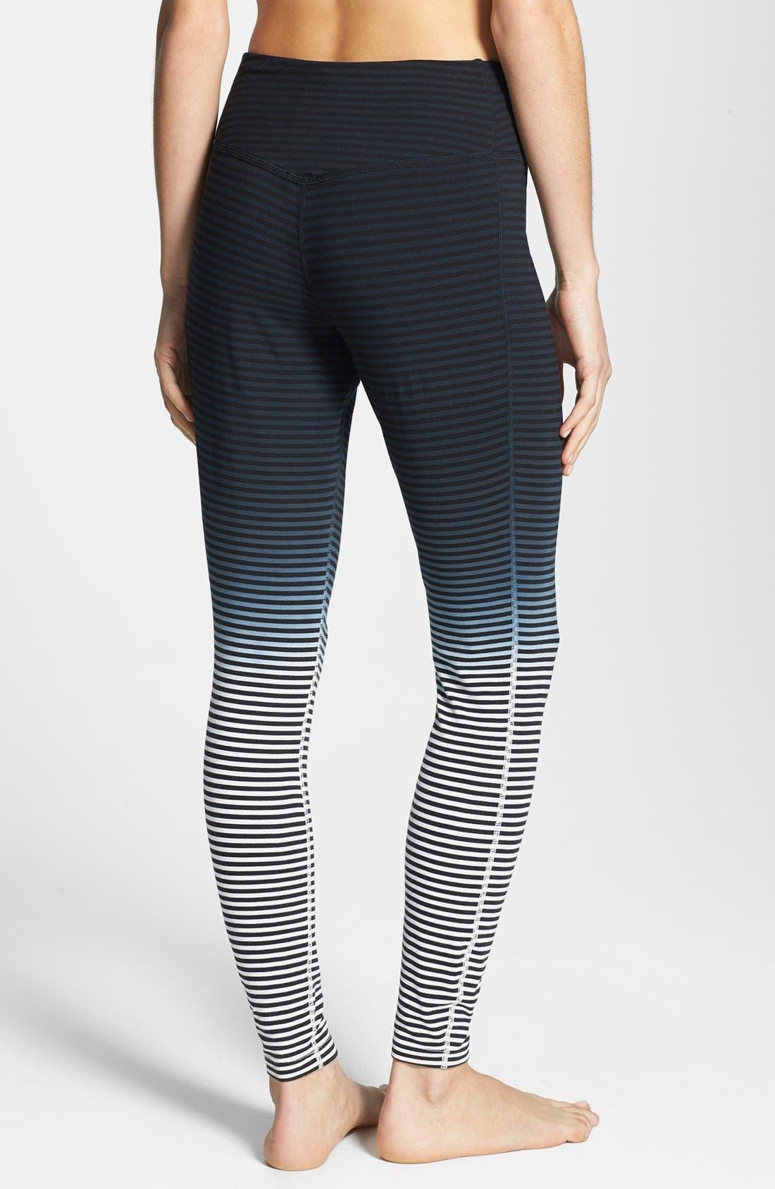 Alternate Image 2  - Nike 'Legend' Dri-FIT Print Tights