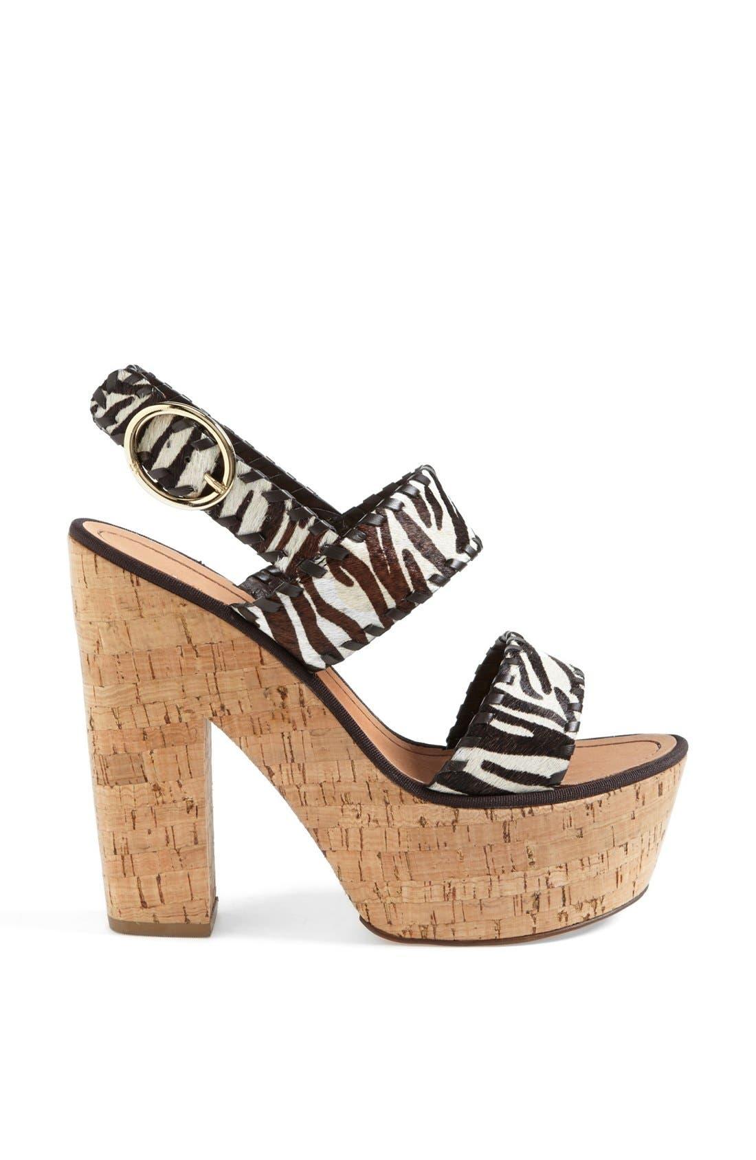 Alternate Image 4  - Diane von Furstenberg 'Remy' Sandal