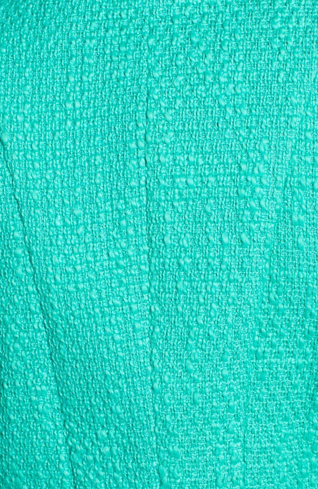 Alternate Image 3  - Stoosh Notched Bouclé Jacket (Juniors)