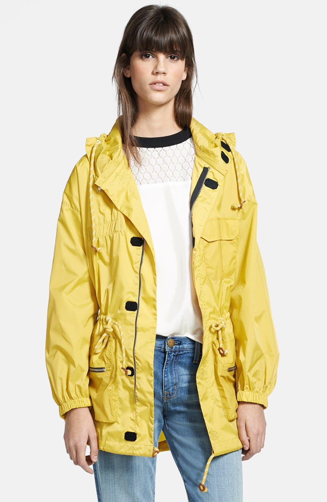 Alternate Image 1 Selected - Band of Outsiders Anorak