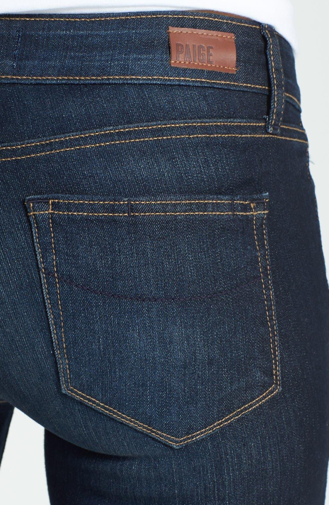 Alternate Image 3  - Paige Denim 'Skyline' Bootcut Jeans (Moonrise)