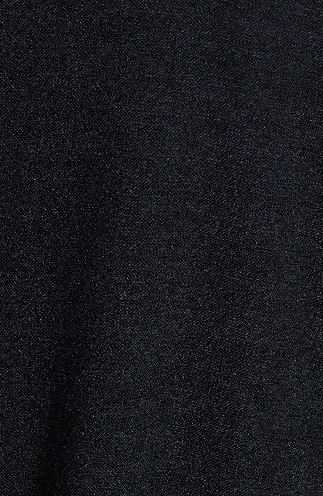 Alternate Image 3  - Japanese Weekend Wrap Maternity Sweater