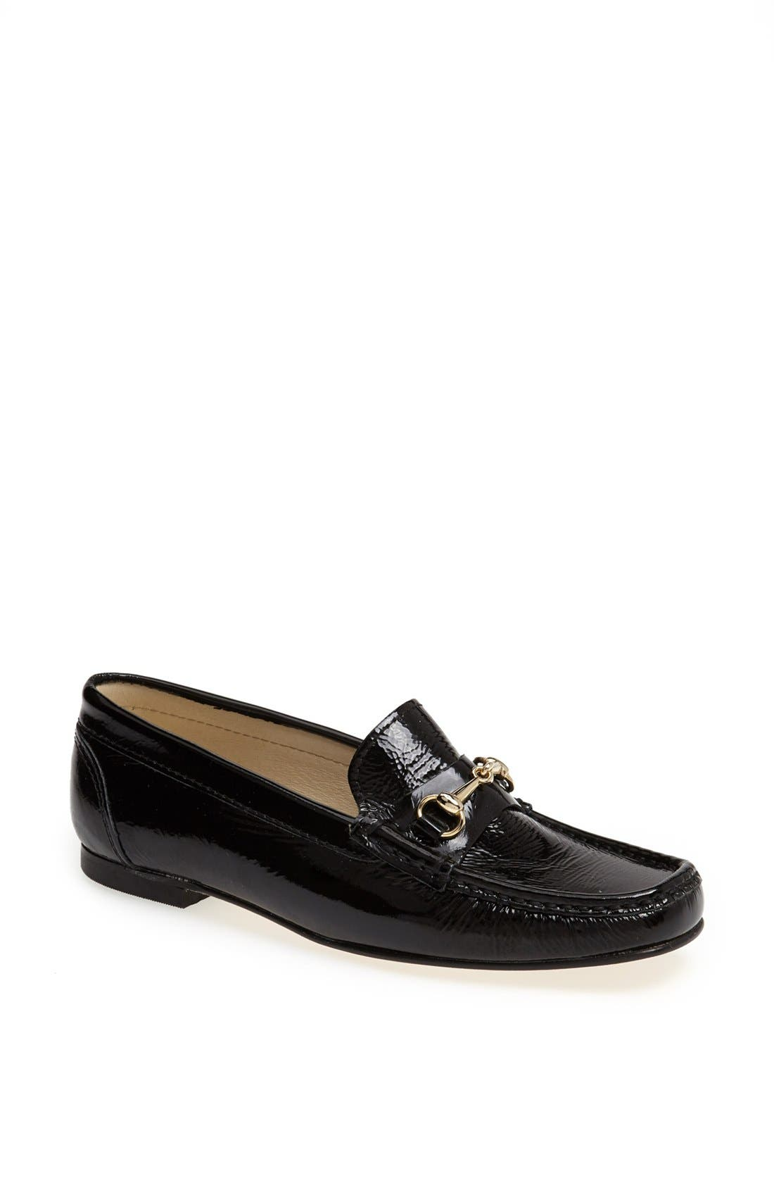 Main Image - French Sole 'Lecture' Patent Leather Flat