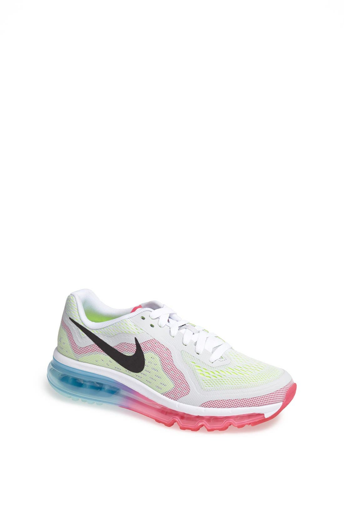 Alternate Image 1 Selected - Nike 'Air Max 2014' Running Shoe (Big Kid)