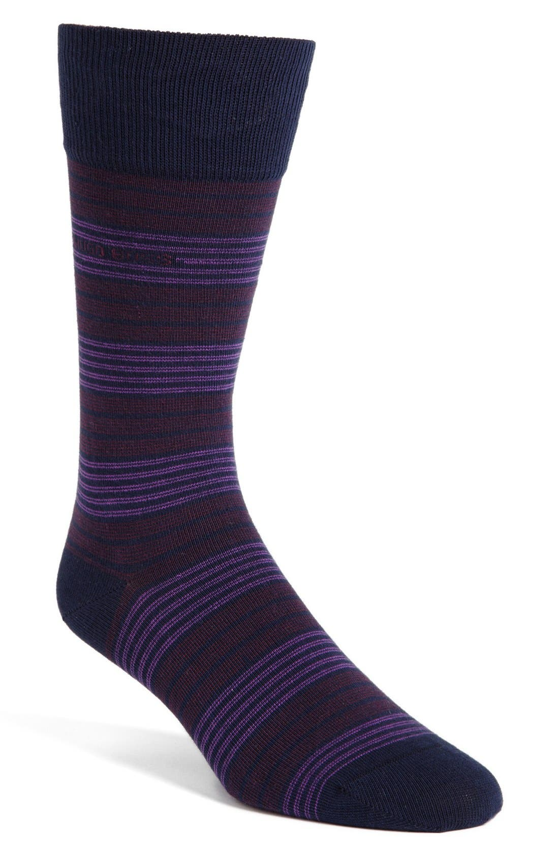 Main Image - BOSS HUGO BOSS Stripe Socks