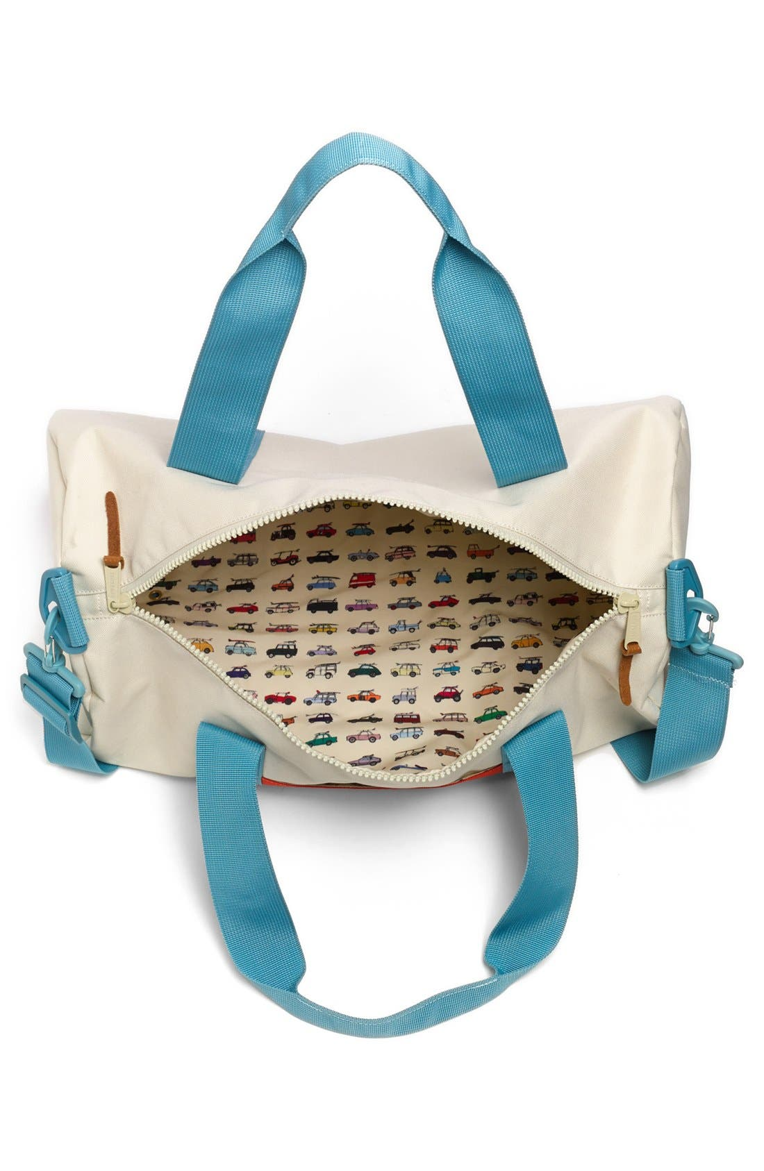 Alternate Image 3  - Herschel Supply Co. 'Sutton - Rad Cars with Rad Surfboards Collection' Midsize Duffel Bag
