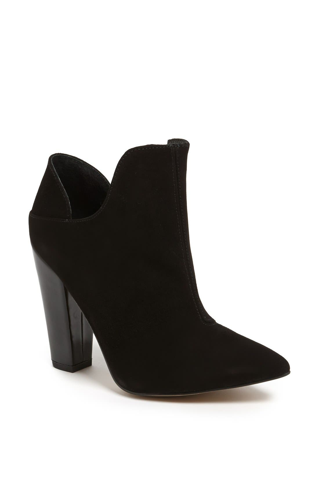 Alternate Image 1 Selected - Topshop 'Again' Ankle Boot
