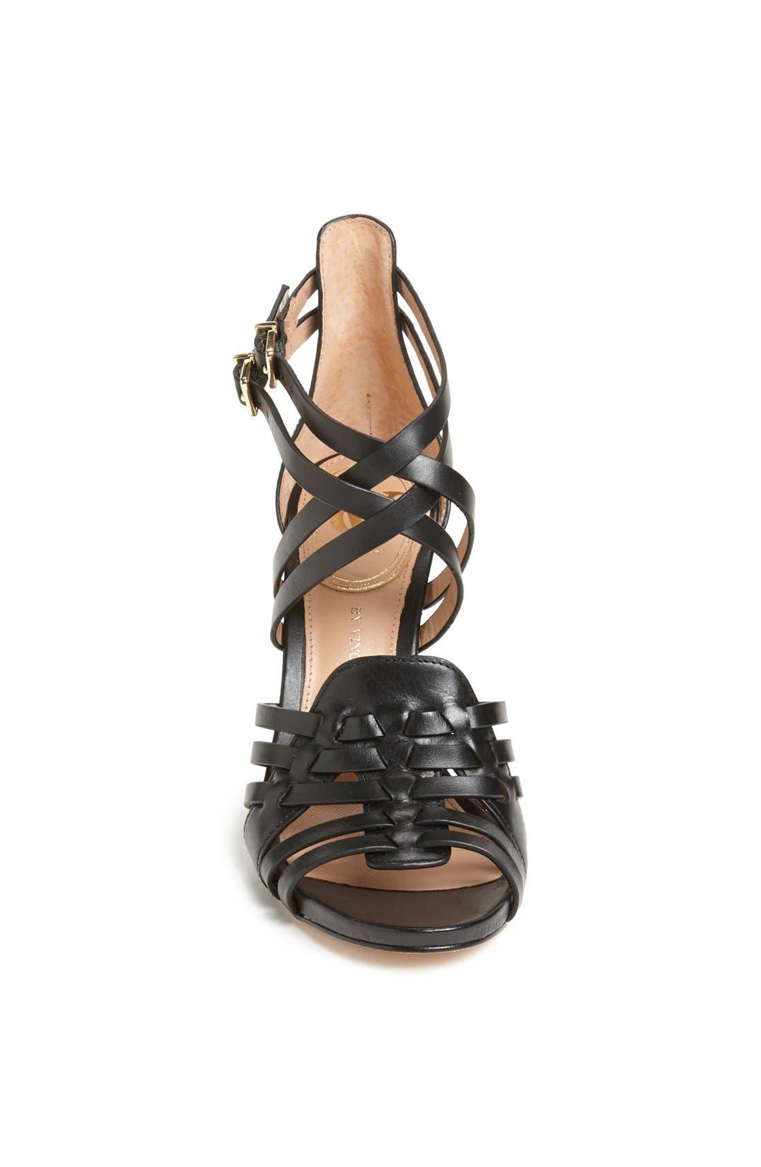 Alternate Image 3  - VC Signature 'Barbaraa' Woven Leather Sandal
