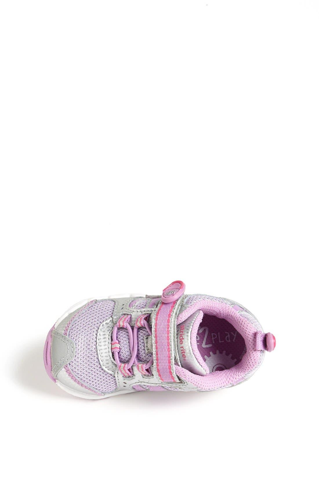 Alternate Image 3  - Stride Rite 'Made 2 Play™ - Reagan' Sneaker (Baby, Walker & Toddler)