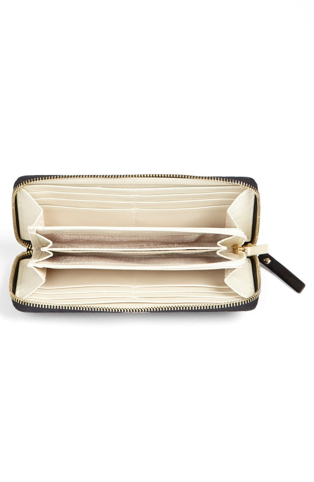 Alternate Image 4  - kate spade new york 'fancy that - lacey' wallet