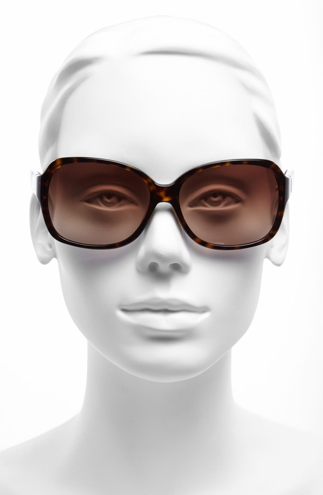 Alternate Image 2  - MICHAEL Michael Kors 'Classic' 58mm Sunglasses