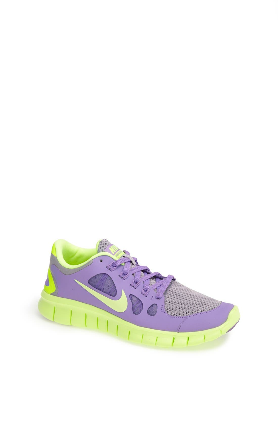 Alternate Image 1 Selected - Nike 'Free Run 5.0' Sneaker (Big Kid)