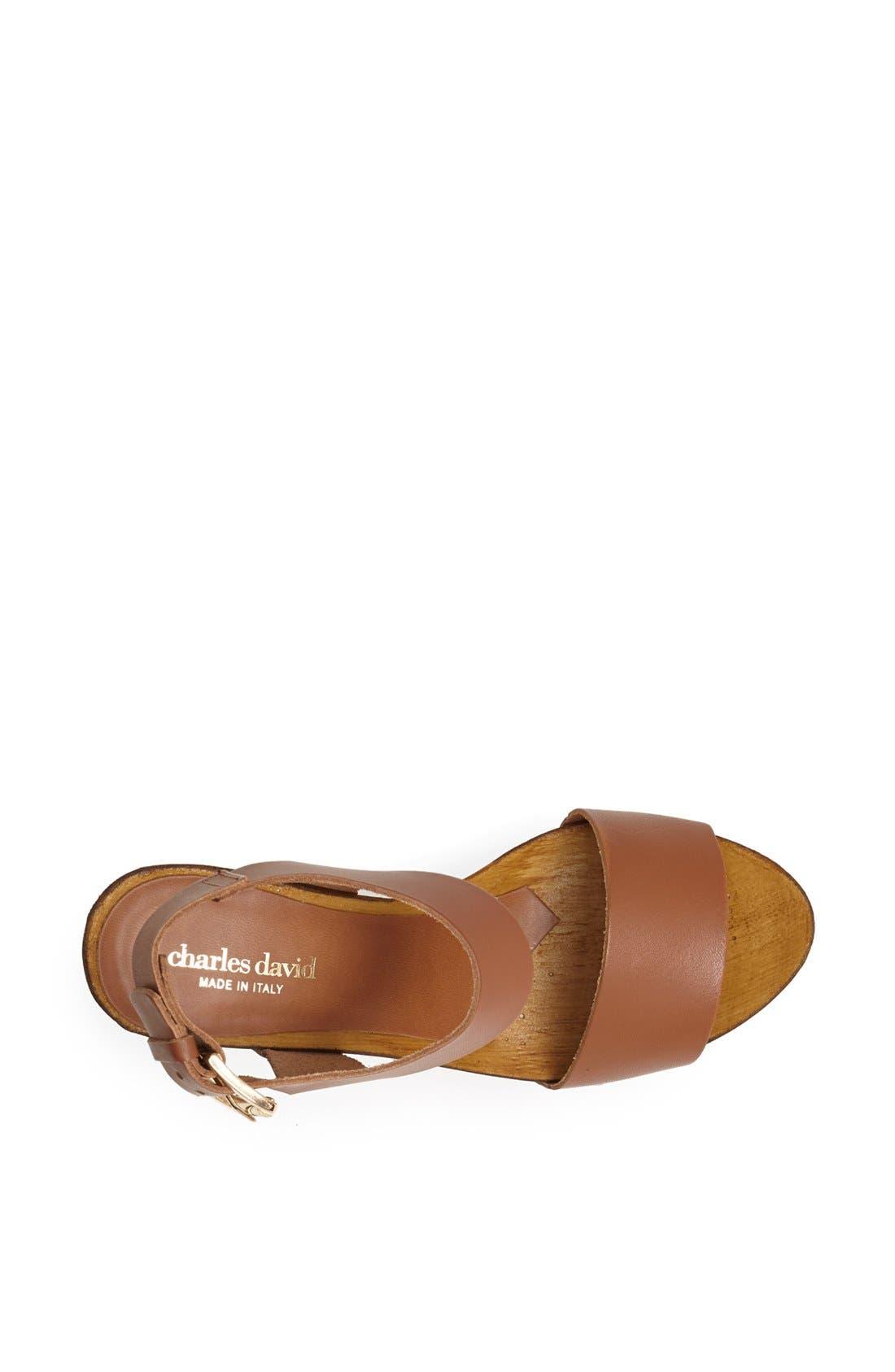 Alternate Image 4  - Charles David 'Tamela' Sandal