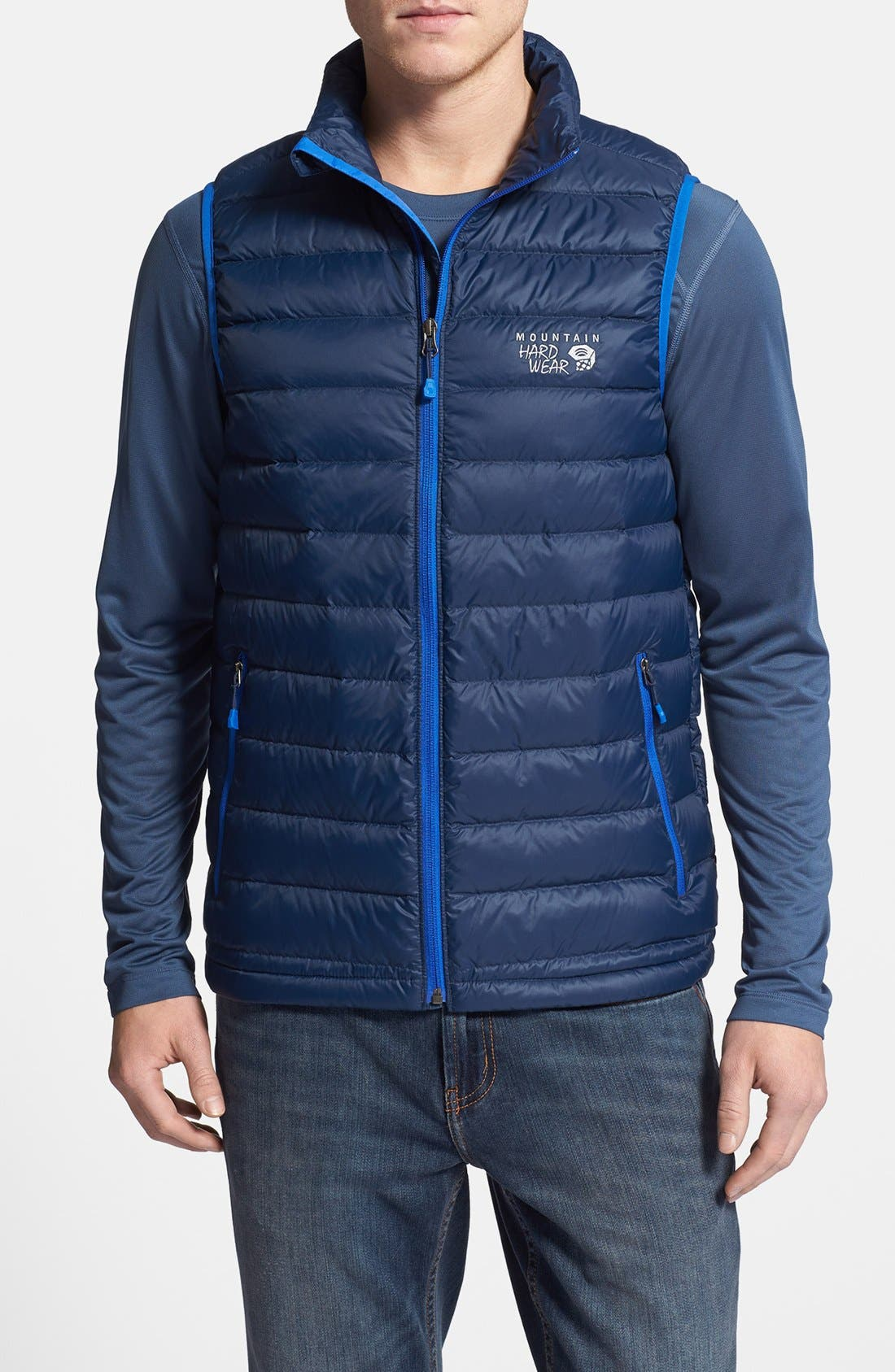 Alternate Image 1 Selected - Mountain Hardwear 'Nitrous' Down Vest