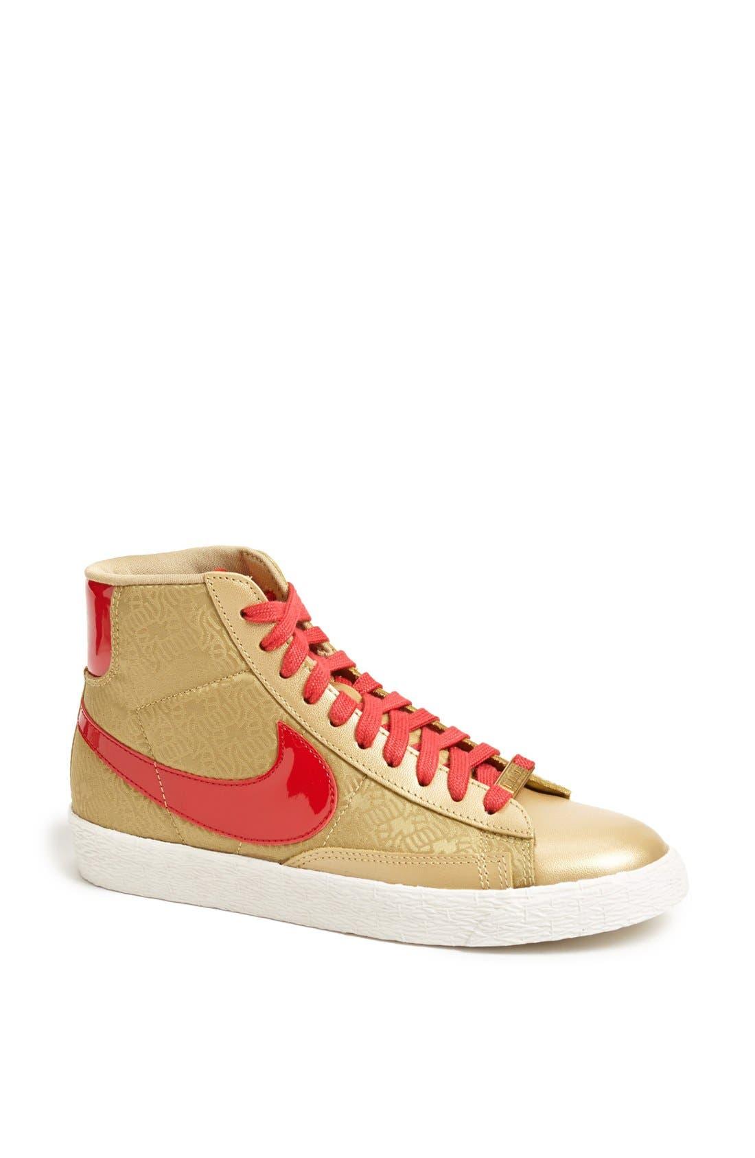 Main Image - Nike 'Blazer Mid - Year of the Horse' Sneaker (Women)