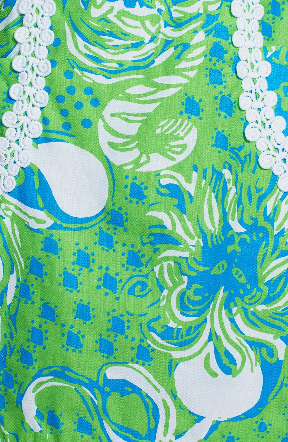 Alternate Image 3  - Lilly Pulitzer® 'Liz' Print Shift Dress