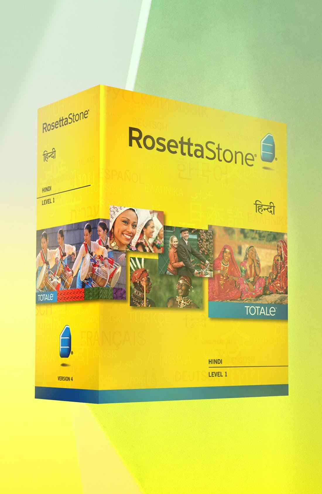 Alternate Image 1 Selected - Rosetta Stone 'Hindi Level 1' Interactive Language Learning Software