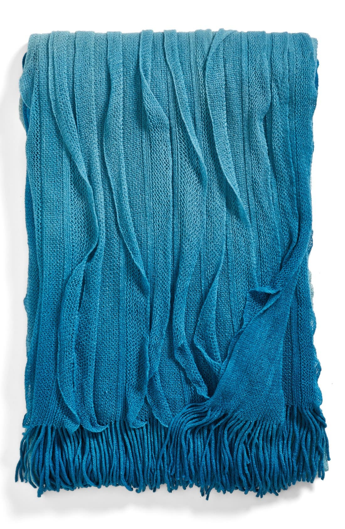 Alternate Image 1 Selected - Kennebunk Home Ombré Throw
