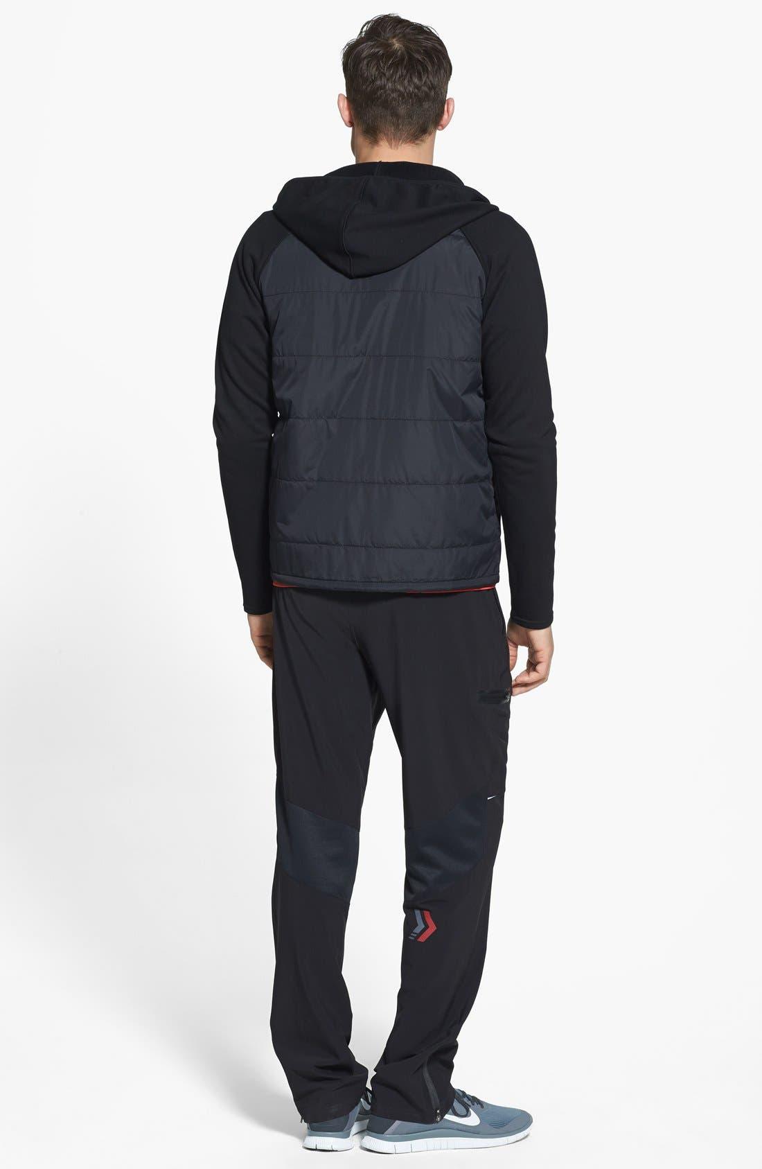 Alternate Image 5  - Athletic Recon 'Jayhawk' Puff Hooded Jacket