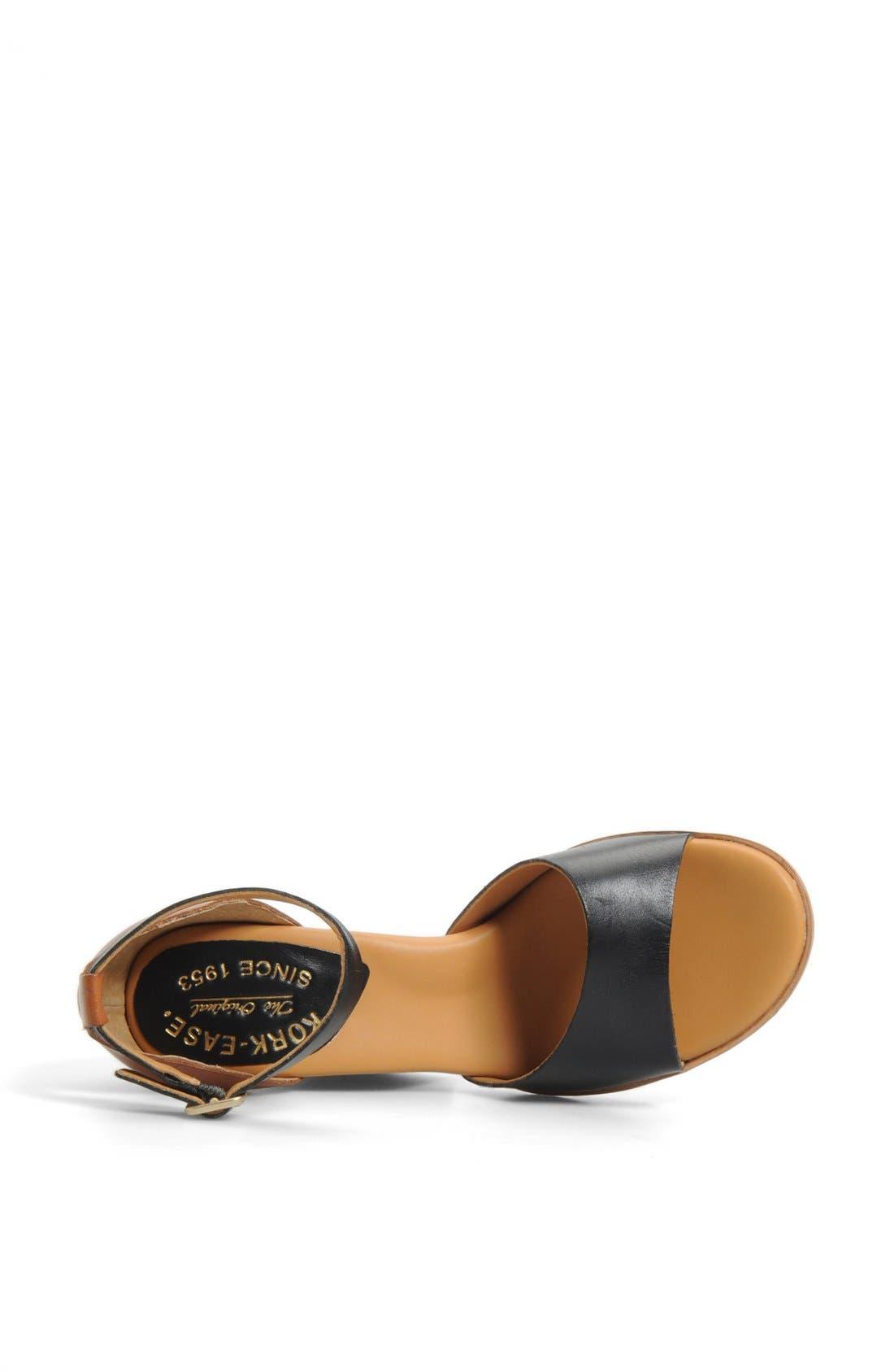 Alternate Image 3  - Kork-Ease® 'Mimi' Sandal (Women)