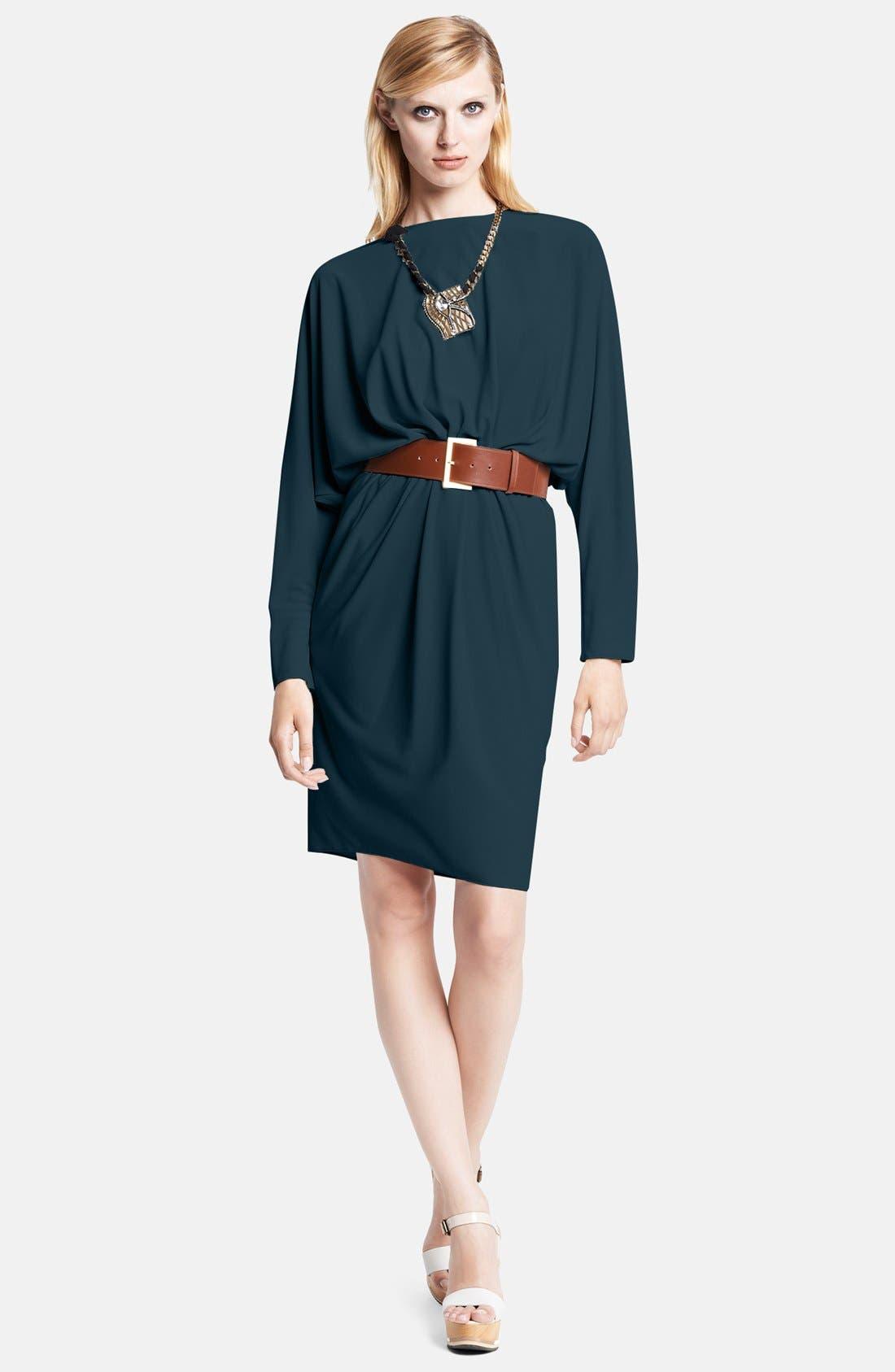 Alternate Image 1 Selected - Lanvin Gathered Waist Dress