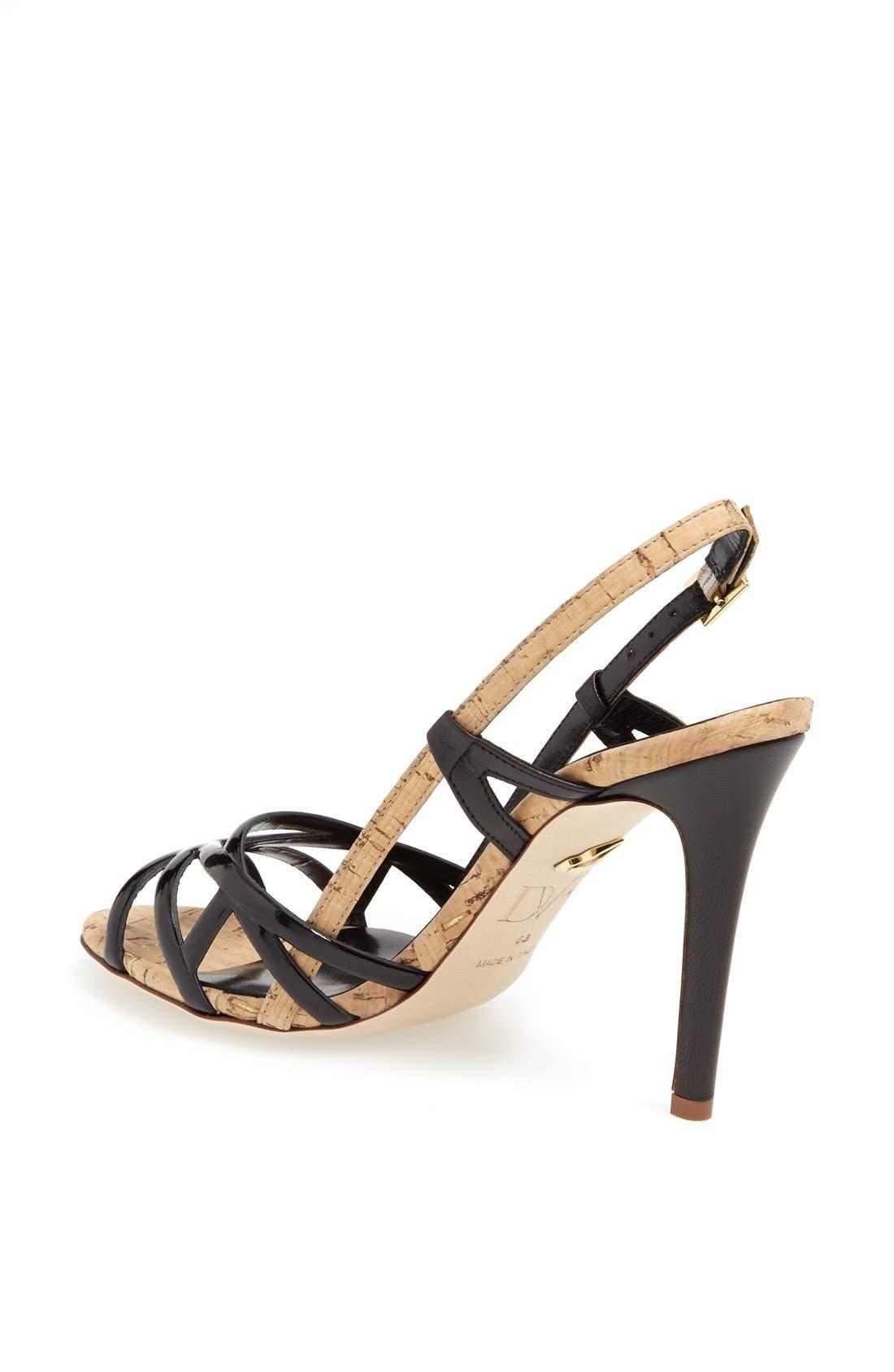 Alternate Image 2  - Diane von Furstenberg 'Upton' Sandal (Online Only)