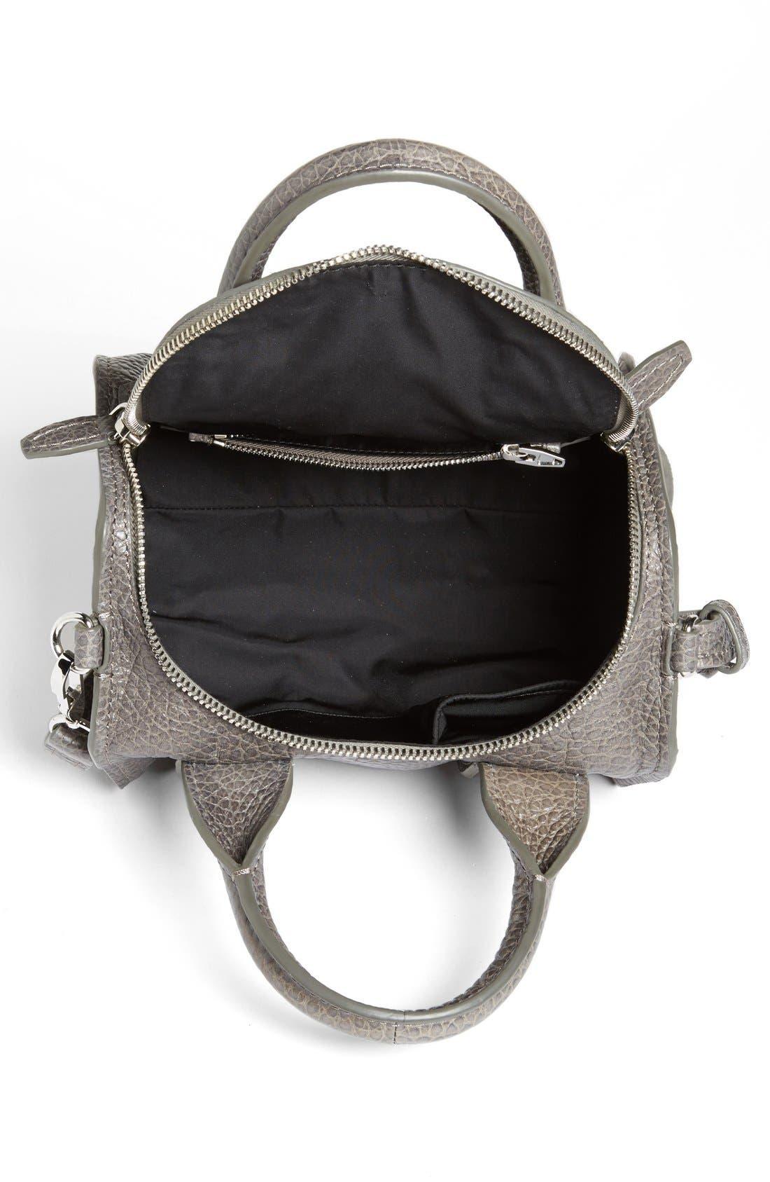 Alternate Image 2  - Alexander Wang 'Rockie - Inside Out' Leather Crossbody Satchel