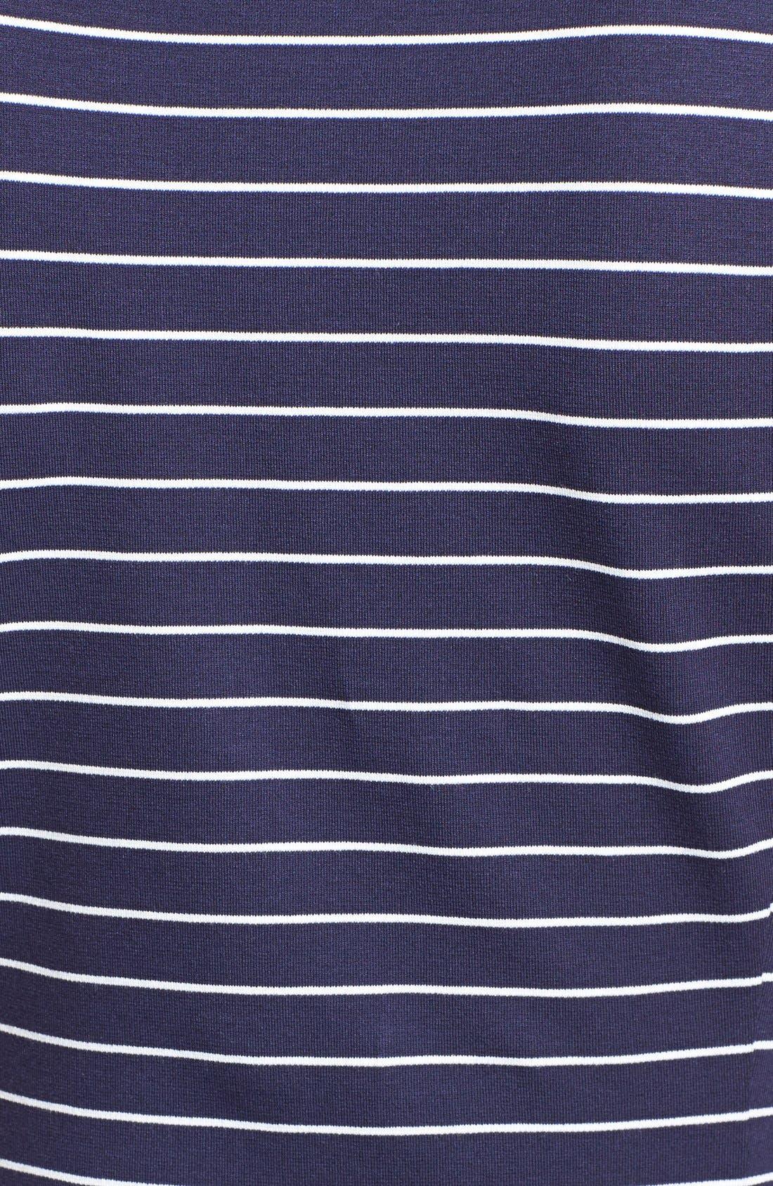 Alternate Image 3  - Theory 'Sayidres' Knit Fit & Flare Dress