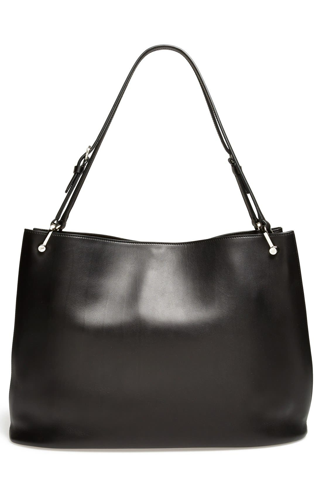 Alternate Image 4  - Tod's 'Borse - Grande' Leather Shopper