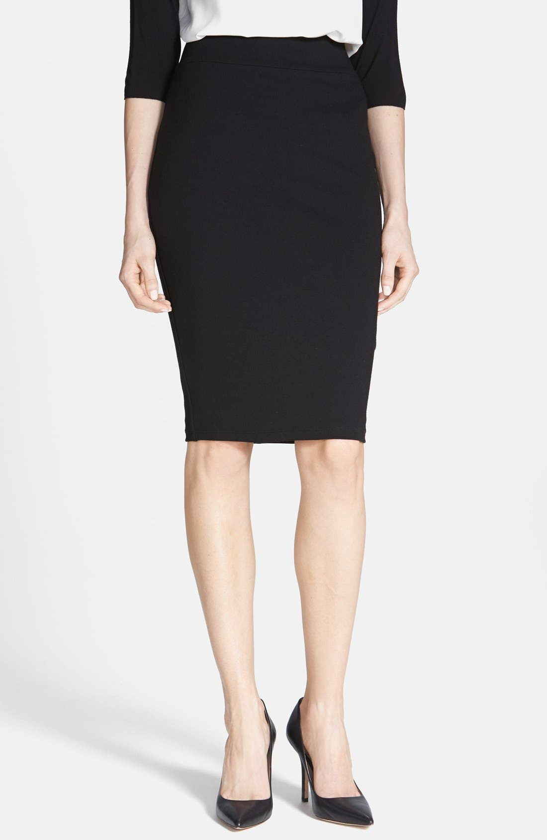 Main Image - Bailey 44 'Style Me' Knit Pencil Skirt
